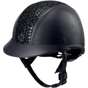 Charles Owen ASTM eLumenAyr Helmet Navy Sparkly Centre