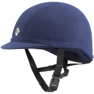 Charles Owen Childrens YR8 Helmet Midnight Blue