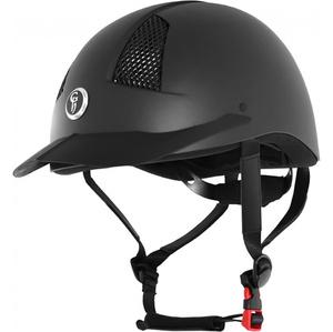 Gatehouse Air Rider MK II Riding Hat Matt Black
