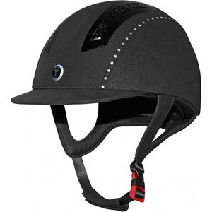 Gatehouse Chelsea Air Flow Pro Suedette Crystal Riding Hat Black