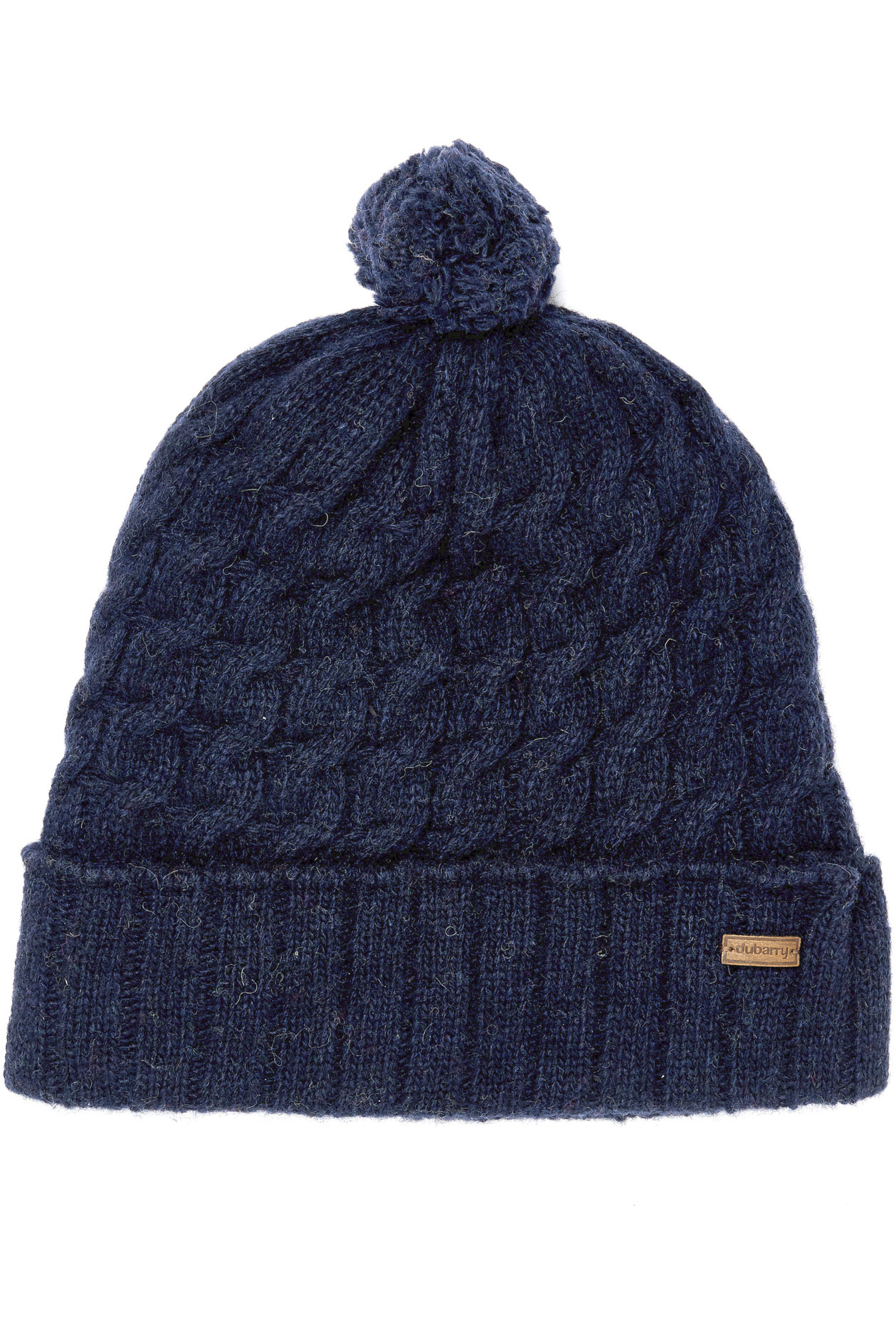 f68a5b357ce ... promo code for dubarry athboy knited bobble hat navy 94c55 4db2d