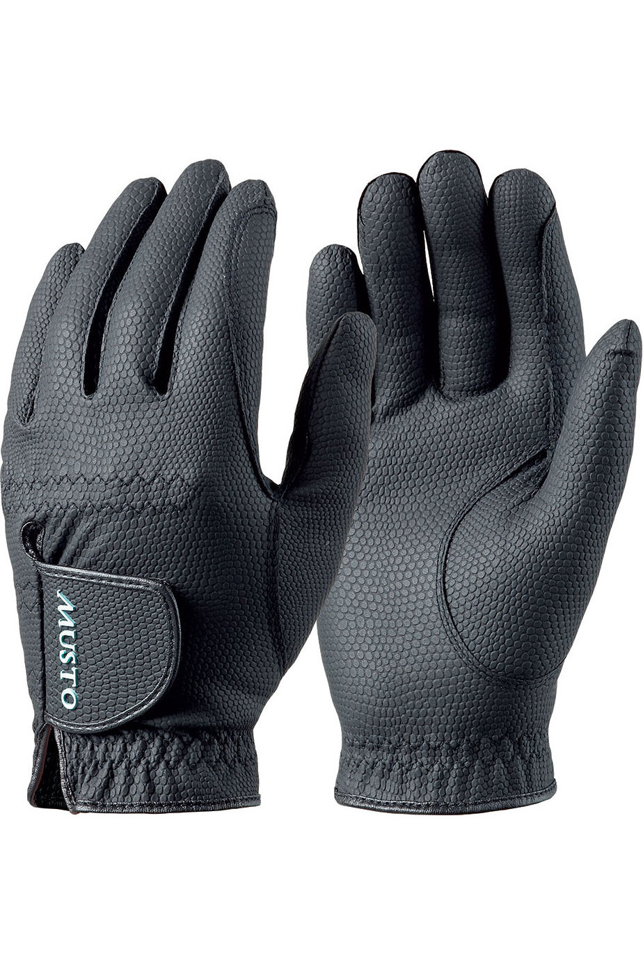 MUSTO Wet Grip Technical Shooting Gloves Green BNWT
