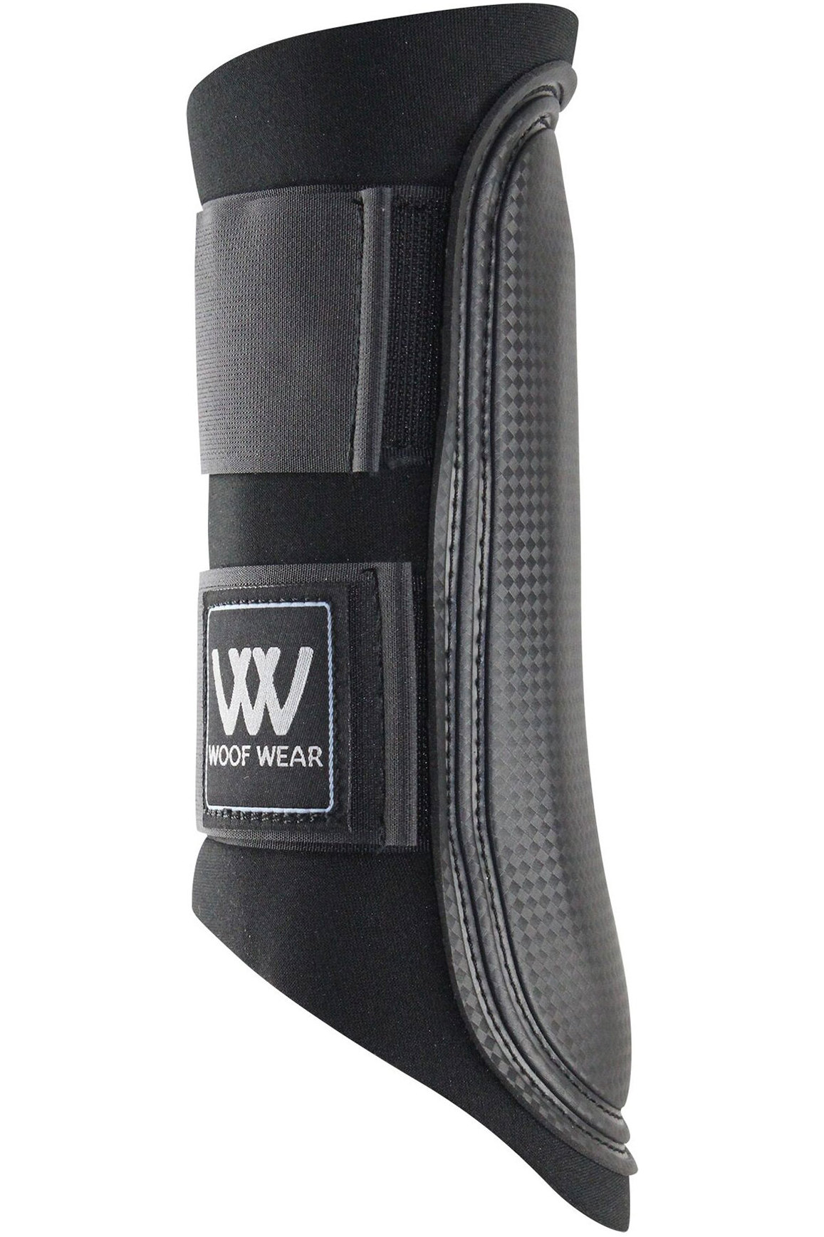 Woof Wear Club Brushing Boot - Black