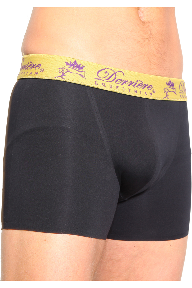 Derriere Bonded Padded Shorty Mens Equestrian Underwear The Drillshed