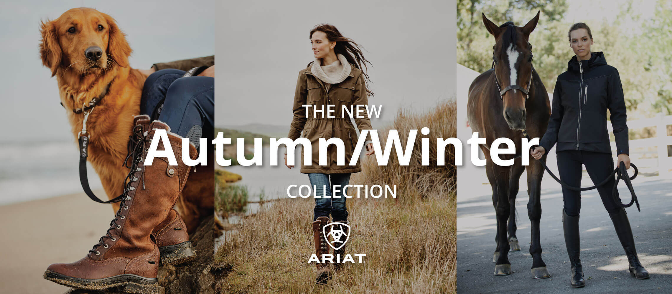 Ariat - The New Autumn/Winter Collection