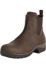2021 Woof Wear Luso Zipped Paddock Boot WF0105 - Chocolate