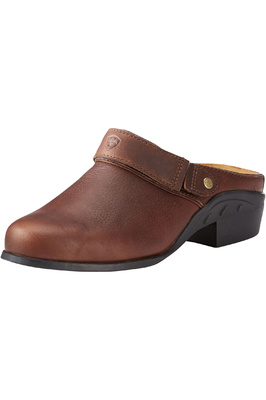 Ariat Womens Sport Slip-On Mule Timber
