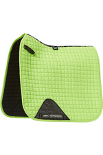 Weatherbeeta Prime Dressage Saddle Pad 1000745031 Lime Green