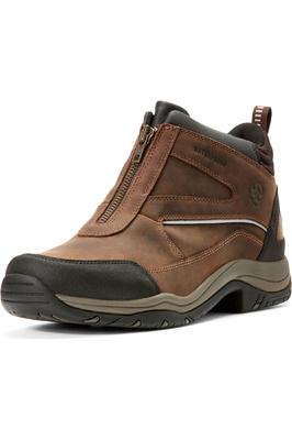 Ariat Mens Telluride Zip H20 Boots Copper