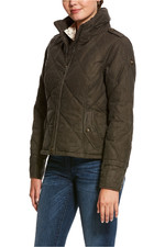 Ariat Womens Terrace Insulated Jacket - Banyan Bark