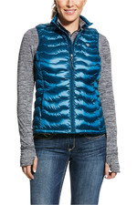 Ariat Womens ideal 3.0 Down Gilet - Dream Teal