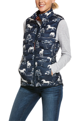 Ariat Womens ideal 3.0 Down Gilet