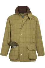 Alan Paine Rutland Gents Coat Rutgcot Lichen