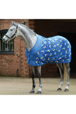 Weatherbeeta Fleece Cooler Standard Neck - Llama Print