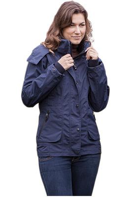 Baleno Dynamica Womens Waterproof Jacket Navy
