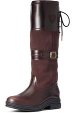 2020 Ariat Womens Langdale H2O Boot Waxed Chocolate 10034028