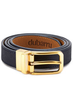 2021 Dubarry Womens Foynes Belt 9793 - Navy / Tan