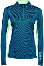 2021 Dublin Womens Airflow CDT Long Sleeve Tech Top 10012610 - Blue Lagoon