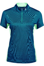 2021 Dublin Womens Airflow CDT Short Sleeve Tech Top 10040810 - Blue Lagoon