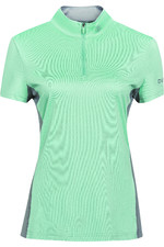 2021 Dublin Womens Airflow CDT Short Sleeve Tech Top 10040810 - Lichen Green
