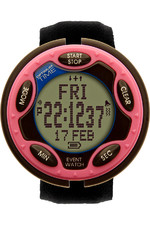 2021 Optimum Time OE Series 14R Rechargeable Jumbo Event Watch OE1469R - Pink