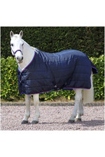 2021 Hy Equestrian Signature 100g Stable Rug 2796 - Navy