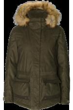 2021 Seeland Womens North Jacket 100214228 - Pine Green