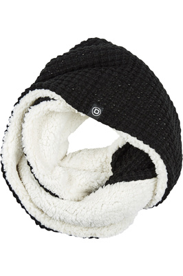 Dublin Wool Snood Black