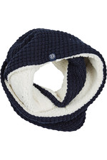 Dublin Wool Snood Navy
