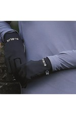 Dublin Thermal Riding Gloves Black