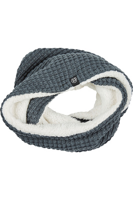Dublin Wool Snood Iron