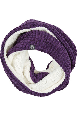 Dublin Wool Snood Plum