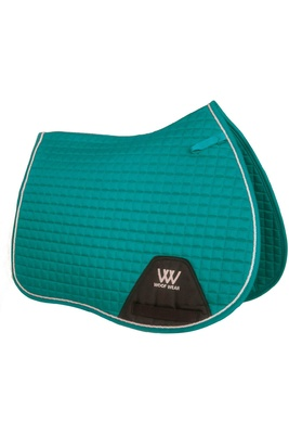 Woof Wear General Purpose Saddle Cloth - Ocean