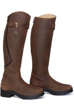 Mountain Horse Womens Snowy River High Rider Boots - Brown
