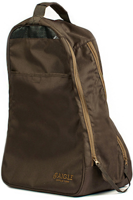 Aigle Rubberbag Boot Bag Brun