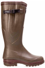 Aigle Mens Parcours 2 ISO Anti Fatigue Hunting Boots Khaki