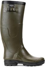 2021 Aigle Benyl Wellie Boots - Khaki