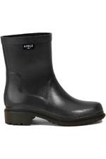 2021 Aigle Womens Fulfeel Mid Wellie Boot - Black