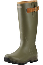 Ariat Mens Burford Wellies Olive Green