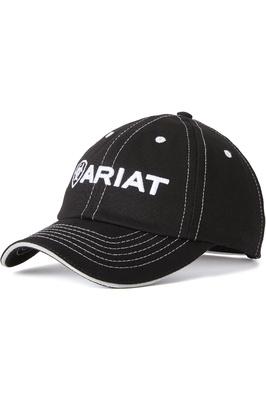 Ariat Team Cap II Black / White