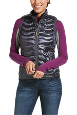 Ariat Womans Ideal 3.0 Down Gilet - Periscope