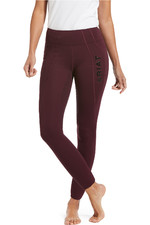 Ariat Womens Attain Fullseat Tights - Winetasting