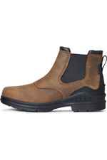 2020 Ariat Mens Barnyard Twin Gore II Boot Antique Brown