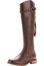 Ariat Womens Alora Boots Cordovan