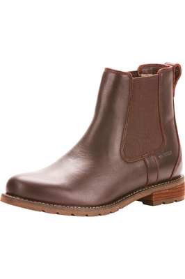 Ariat Womens Wexford H20 Boots Cordovan