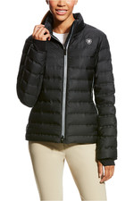 Ariat Womens Braze Performance Down Jacket Black