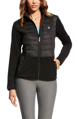 Ariat Womens Capistrano Jacket Black