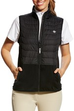 Ariat Womens Capistrano Vest Black