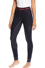 Ariat Womens Heritage Elite Grip FS Breeches Team