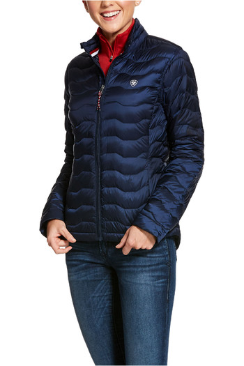 Ariat Womens Ideal 3.0 Down Jacket Navy